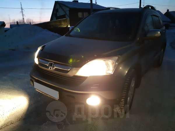 Honda CR-V, 2008 год, 825 000 руб.