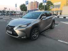 Владимир Lexus NX200 2015
