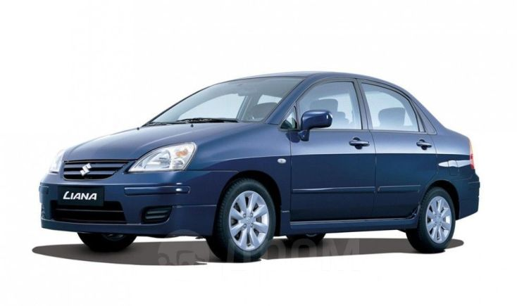 Suzuki Liana, 2006 год, 340 000 руб.