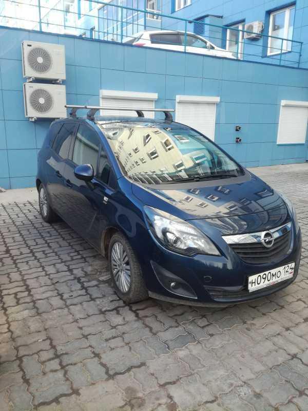 Opel Meriva, 2013 год, 460 000 руб.