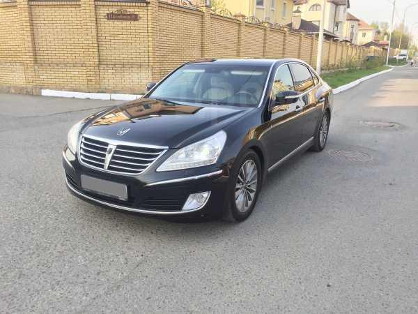 Hyundai Equus, 2011 год, 1 088 000 руб.