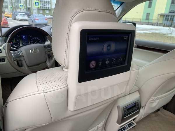 Lexus GX460, 2016 год, 4 100 000 руб.