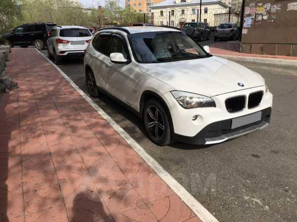BMW X1, 2012 год, 880 000 руб.