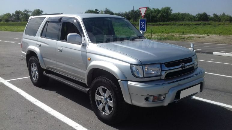 Toyota Hilux Surf, 2001 год, 720 000 руб.