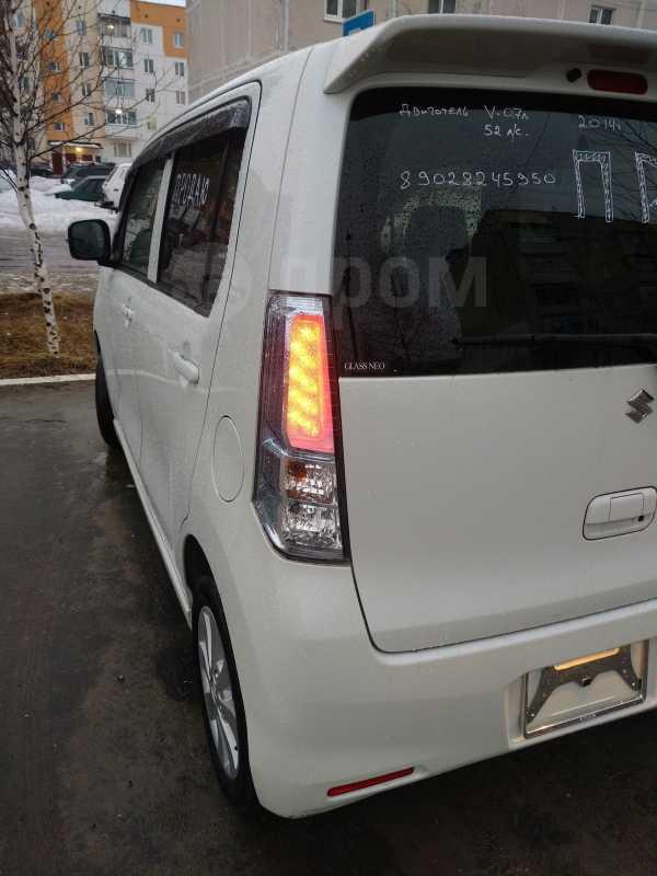 Suzuki Wagon R, 2014 год, 590 000 руб.