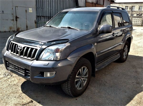 Toyota Land Cruiser Prado, 2008 год, 1 300 000 руб.