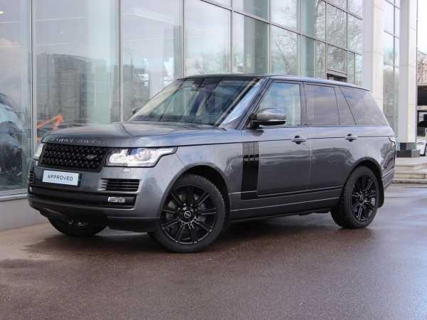 Land Rover Range Rover, 2015 год, 4 300 000 руб.