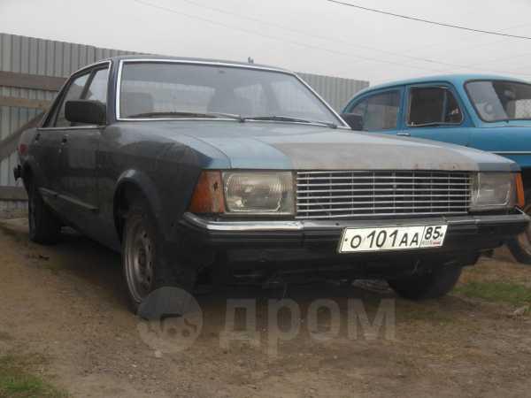 Ford Granada, 1982 год, 55 000 руб.