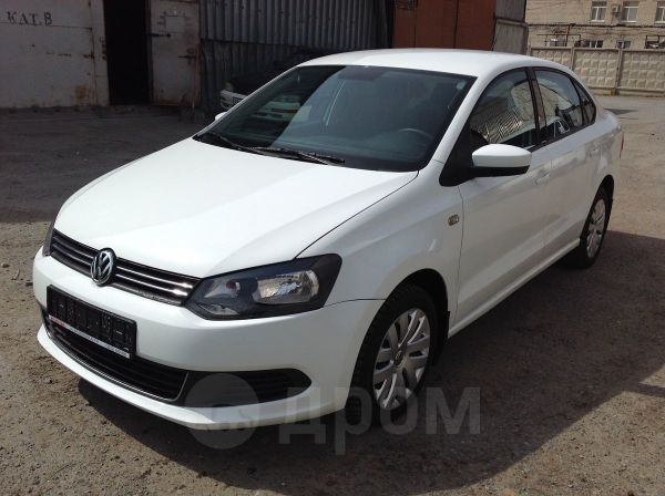 Volkswagen Polo, 2014 год, 390 000 руб.