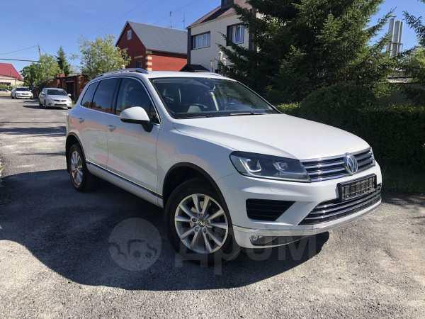 Volkswagen Touareg, 2015 год, 2 129 000 руб.