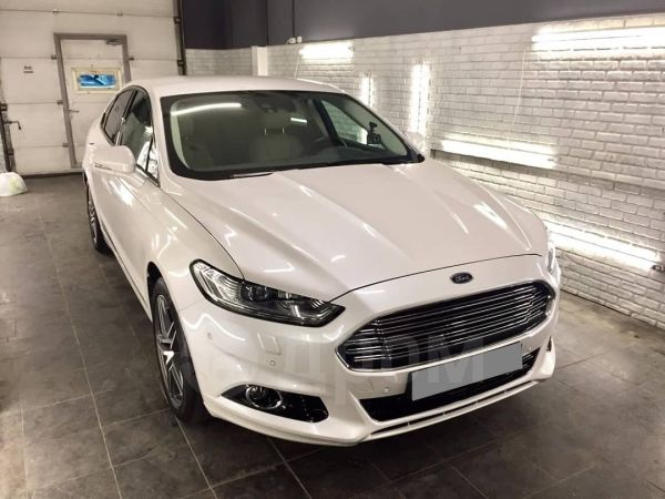 Ford Mondeo, 2016 год, 1 330 000 руб.