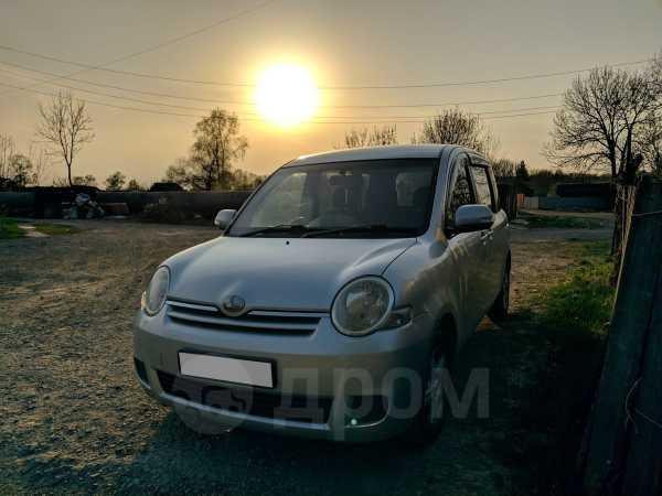 Toyota Sienta, 2007 год, 400 000 руб.