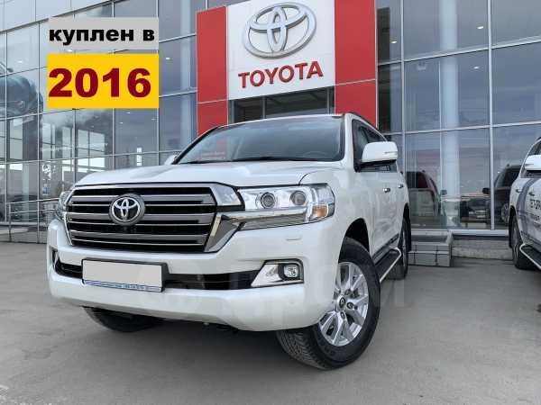 Toyota Land Cruiser, 2015 год, 3 770 000 руб.