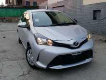 Чита Toyota Vitz 2015