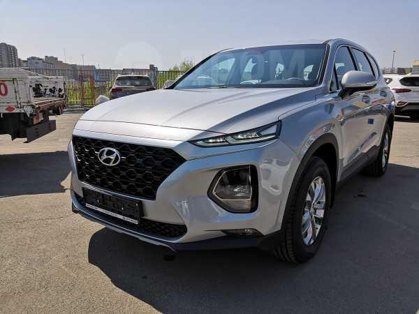 Hyundai Santa Fe, 2019 год, 2 114 000 руб.