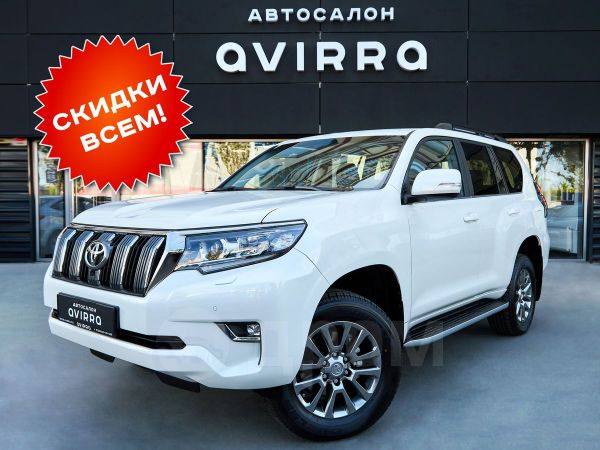 Toyota Land Cruiser Prado, 2019 год, 4 200 000 руб.