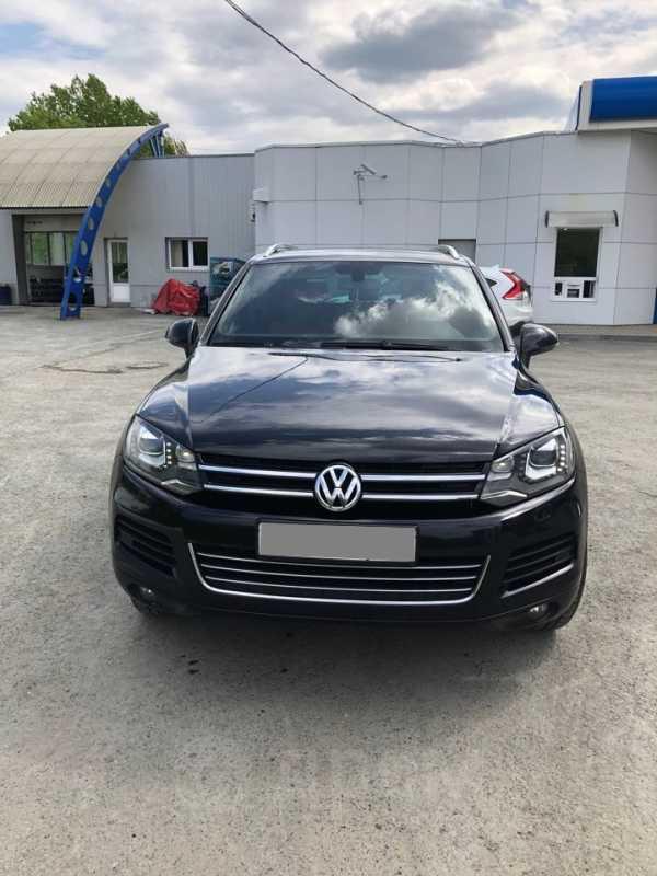 Volkswagen Touareg, 2014 год, 1 760 000 руб.