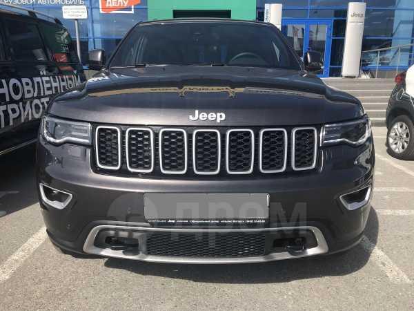 Jeep Grand Cherokee, 2017 год, 3 250 000 руб.