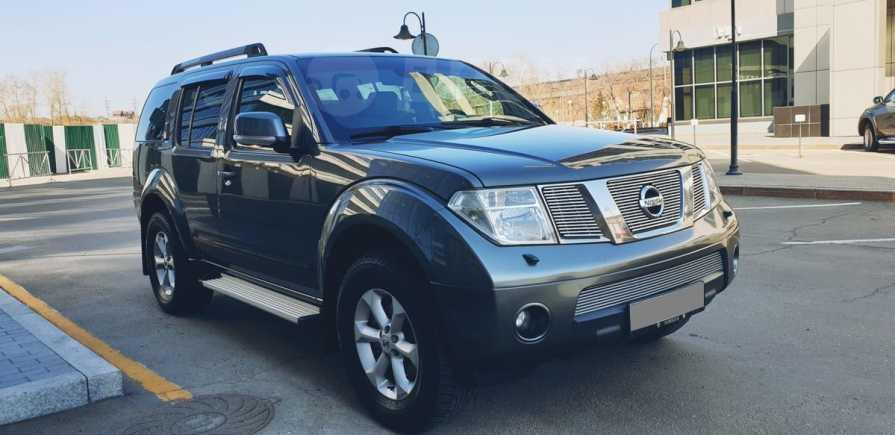 Nissan Pathfinder, 2008 год, 860 000 руб.