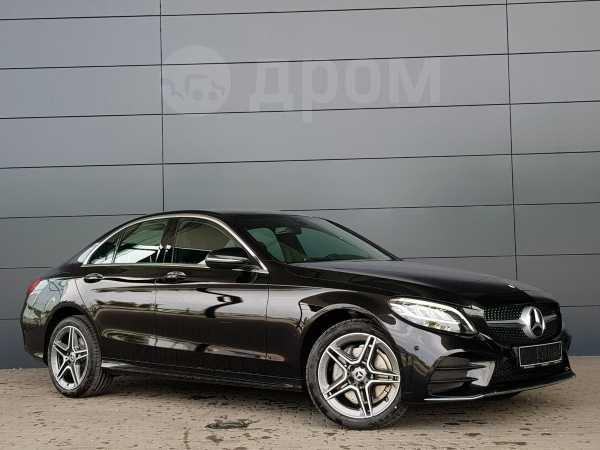 Mercedes-Benz C-Class, 2019 год, 2 731 072 руб.