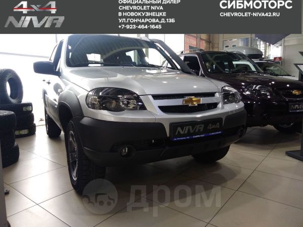 Chevrolet Niva, 2019 год, 699 000 руб.