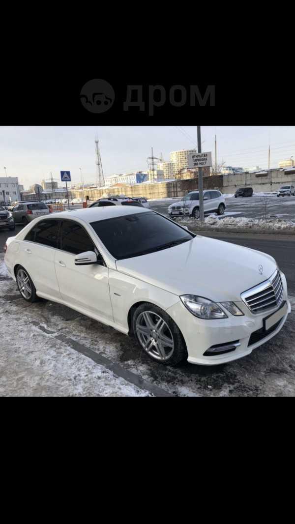 Mercedes-Benz E-Class, 2012 год, 1 150 000 руб.