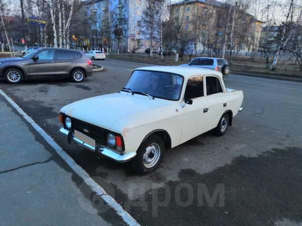 Москвич 412, 1992 год, 25 000 руб.