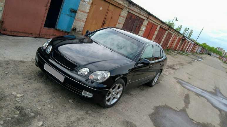 Lexus GS300, 2002 год, 530 000 руб.