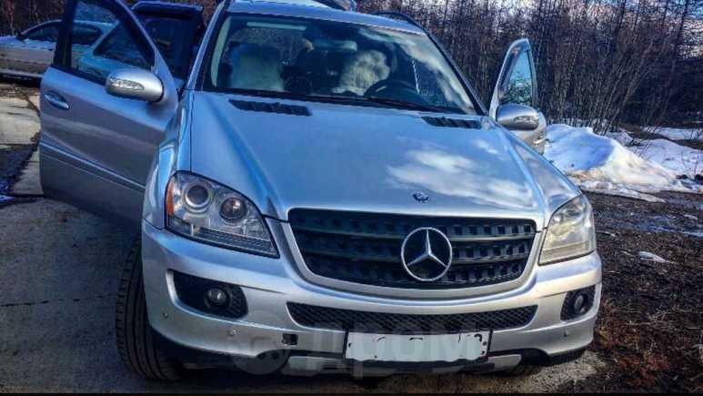 Mercedes-Benz M-Class, 2005 год, 900 000 руб.