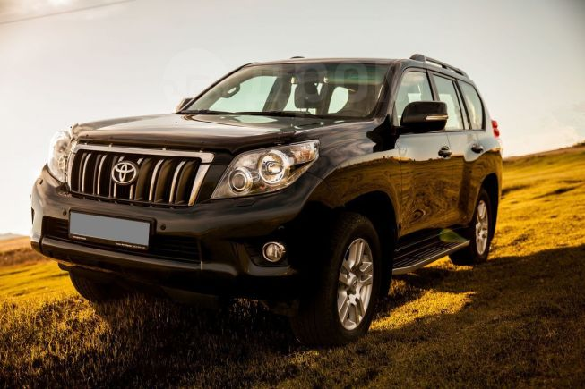 Toyota Land Cruiser Prado, 2012 год, 1 900 000 руб.