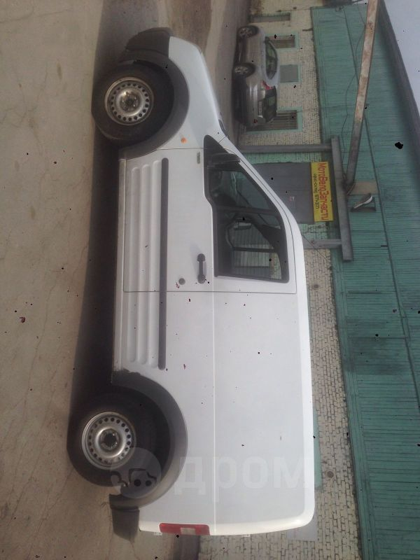 Ford Tourneo Connect, 2008 год, 270 000 руб.