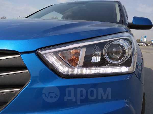 Hyundai Creta, 2017 год, 1 155 000 руб.