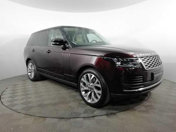 Land Rover Range Rover, 2019 год, 9 329 000 руб.