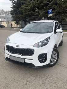 Новокузнецк Kia Sportage 2017