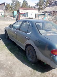 Новоалтайск Bluebird 1993