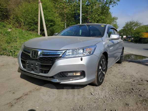 Honda Accord, 2014 год, 1 260 000 руб.