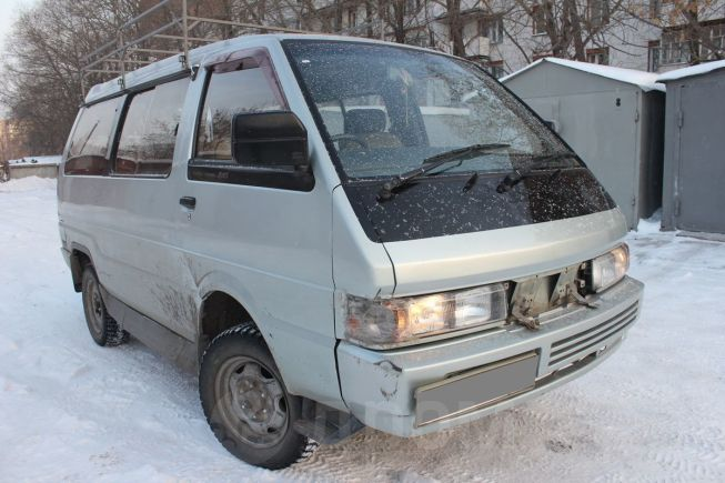 Nissan Largo, 1990 год, 160 000 руб.