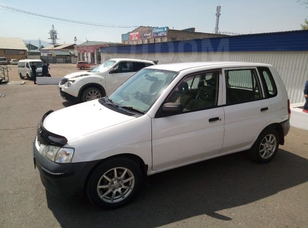 Mazda Demio, 2001 год, 230 000 руб.