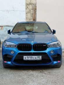 Симферополь BMW X6 2016