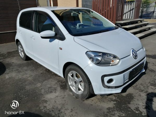 Volkswagen up!, 2013 год, 395 000 руб.