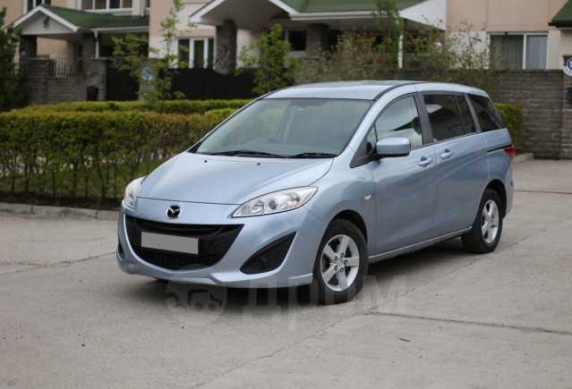 Mazda Premacy, 2011 год, 585 000 руб.
