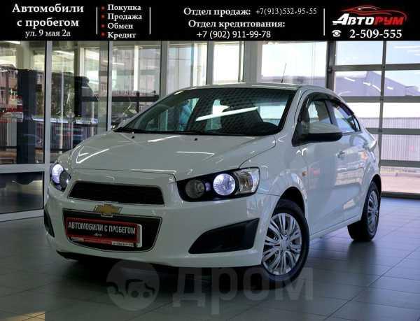 Chevrolet Aveo, 2012 год, 397 000 руб.