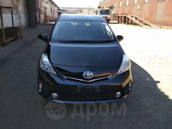 Toyota Prius a, 2011 год, 885 000 руб.