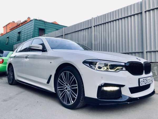 BMW 5-Series, 2018 год, 3 590 000 руб.
