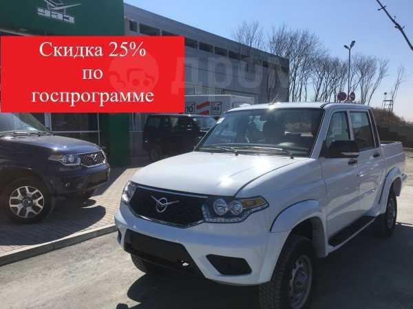 УАЗ Патриот Пикап, 2019 год, 938 700 руб.