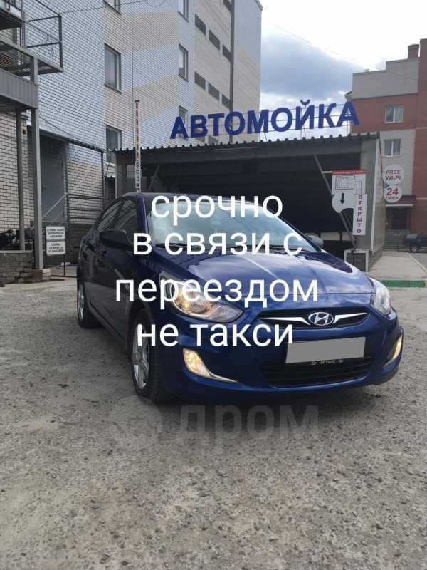 Hyundai Solaris, 2014 год, 425 000 руб.