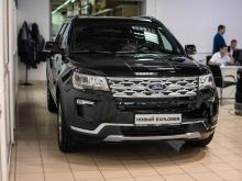 Брянск Ford Explorer 2019
