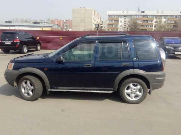 Land Rover Freelander, 2001 год, 310 000 руб.
