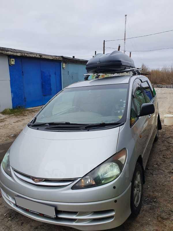 Toyota Estima, 2000 год, 429 000 руб.