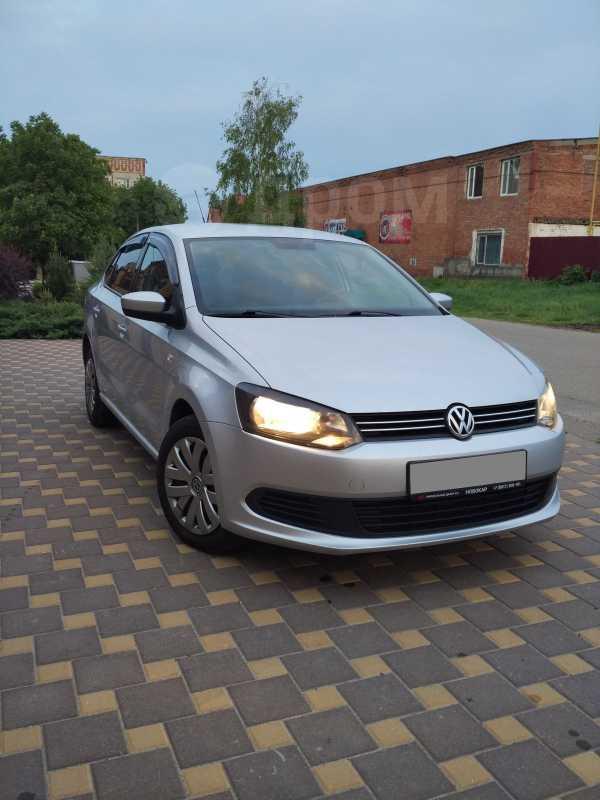 Volkswagen Polo, 2013 год, 438 000 руб.
